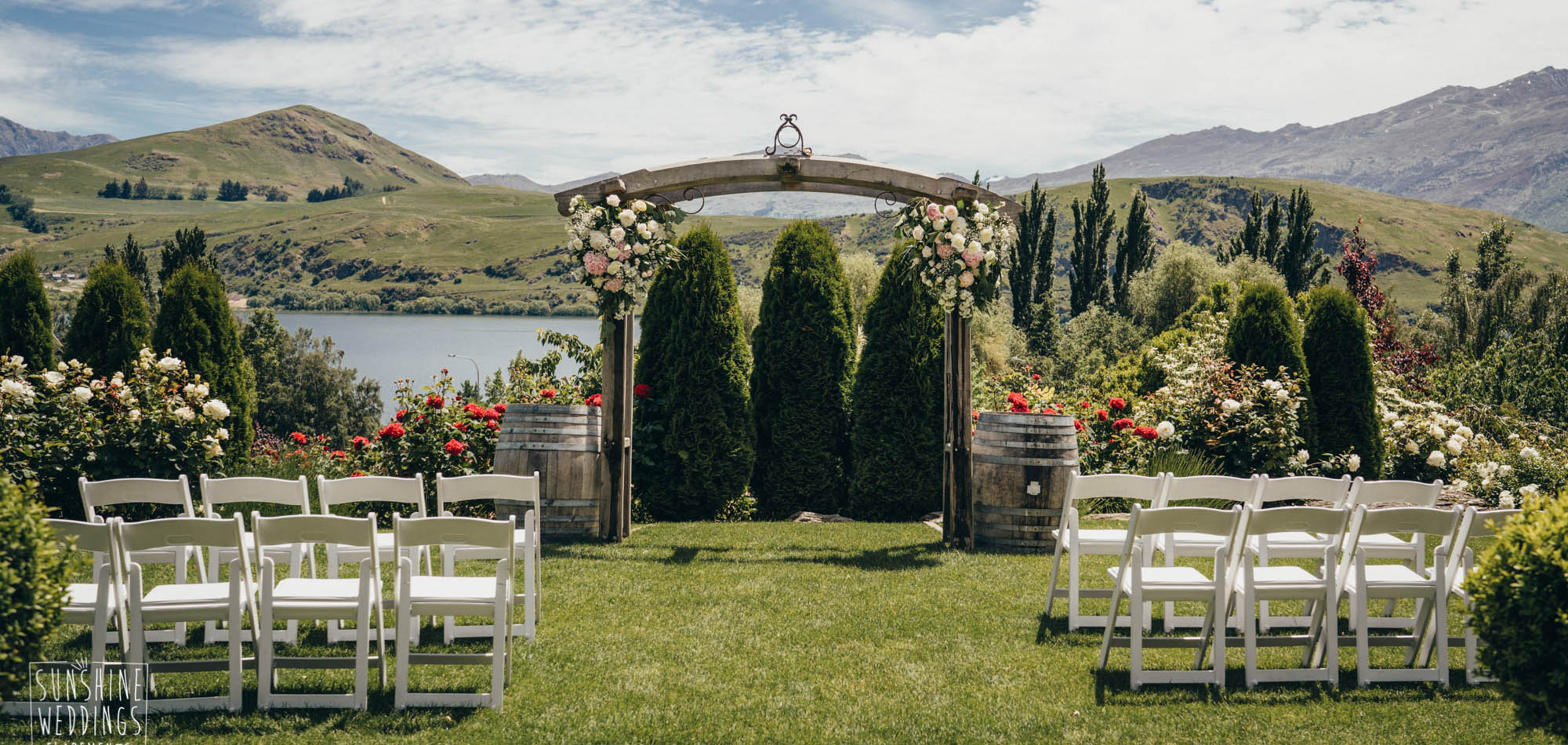 Chapel by the Lake wedding packages Stoneridge Estate