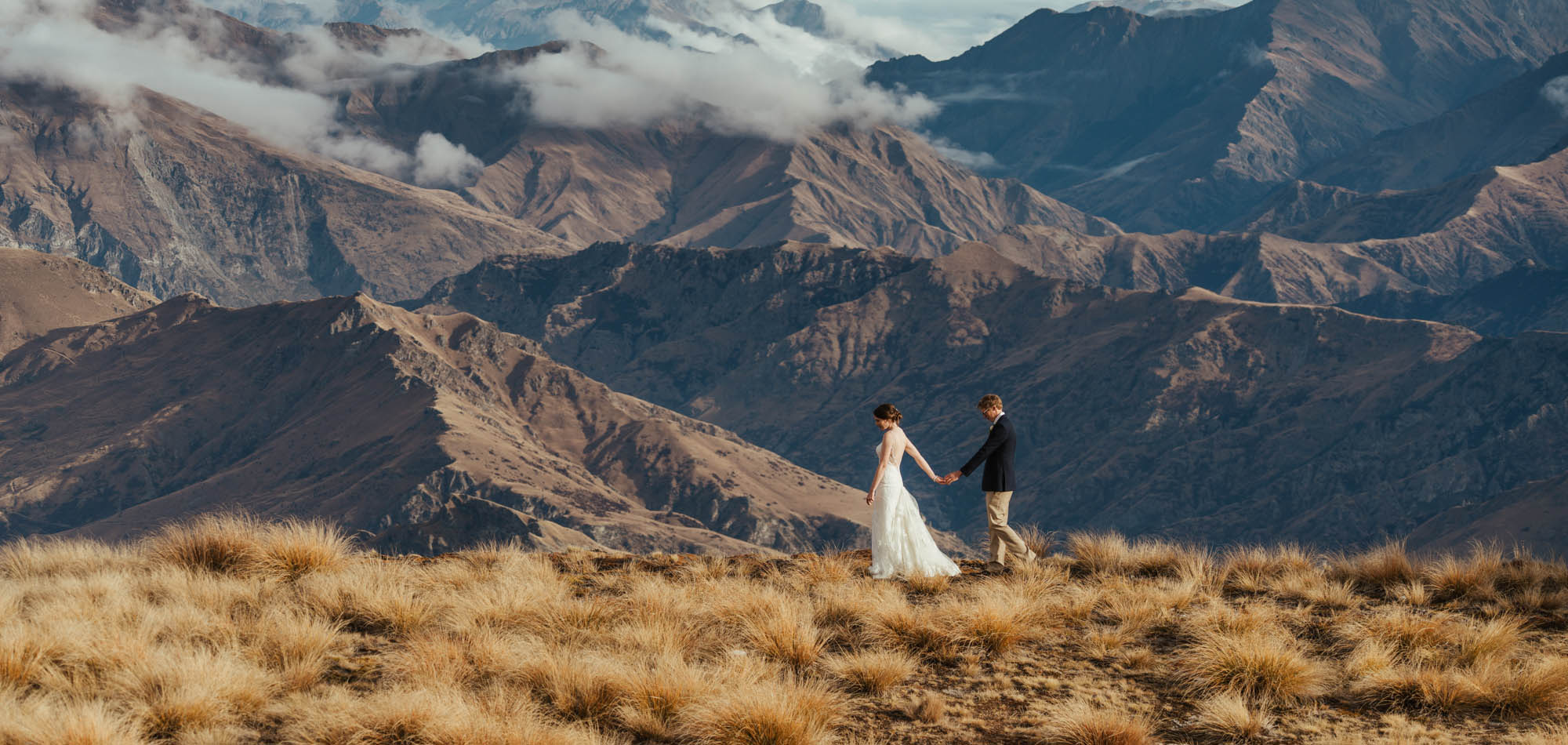 Vanguard peak wedding, spectacular mountain locations, mountain wedding, Queenstown mountain wedding photography