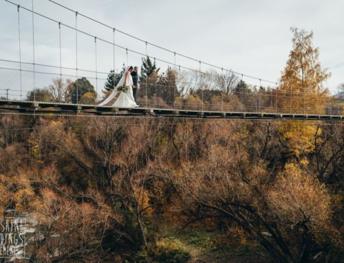 Kirsty + Tim / The Remarkables / Cecil Peak / Autumn Elopement Wedding