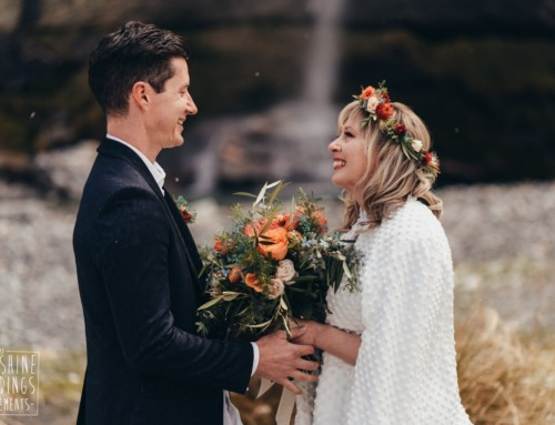 Merridy + Phil / Earnslaw Burn Elopement